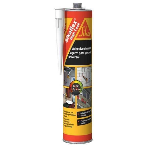 Sikaflex high tack adhesivo el stico para interior y exterior - Precio sikaflex 11fc ...