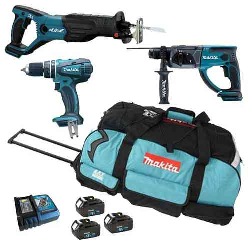 KIT Makita 2