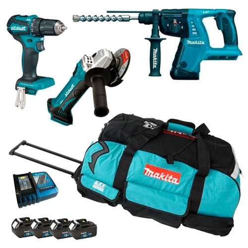 KIT Makita 3