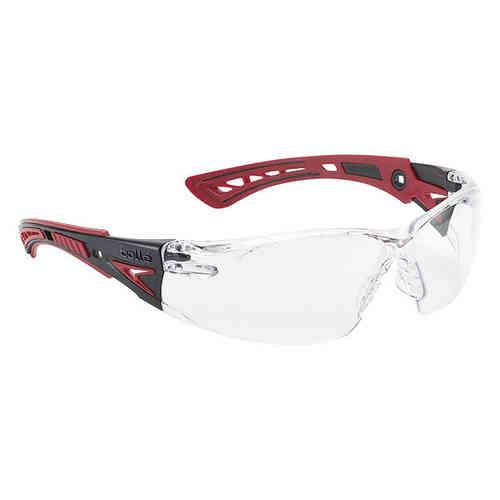 d88689b76a Gafas de seguridad RUSH+ incolora. Con antivaho y antirrayaduras