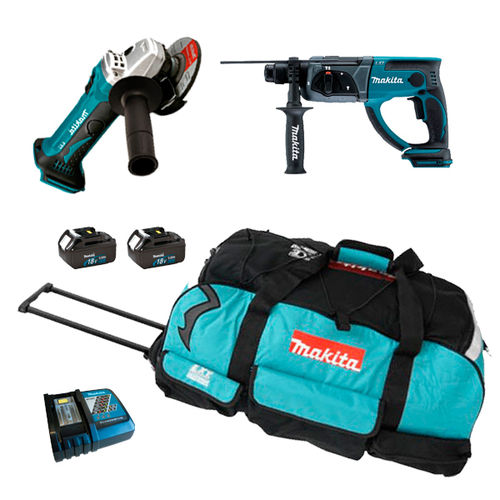 KIT Makita 5